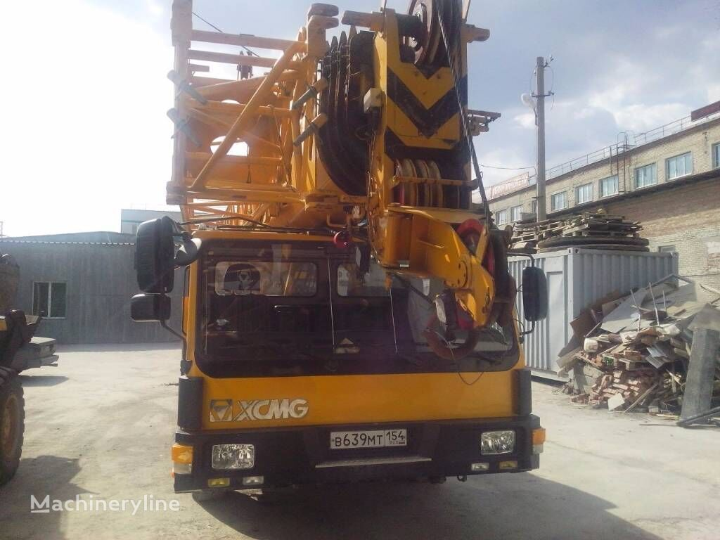 XCMG QY35K mobile crane