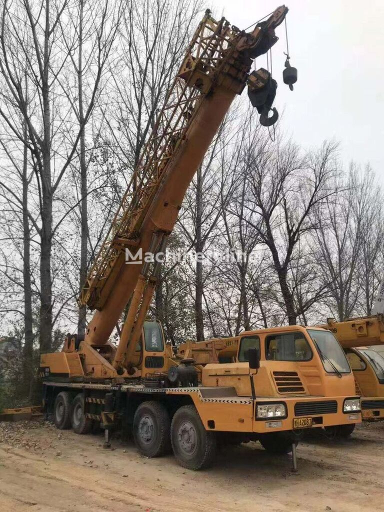QY50B on chassis XCMG QY50B 50ton  mobile crane