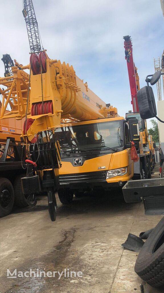 XCMG QY70K mobile crane