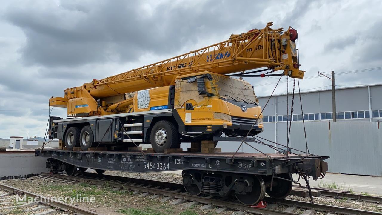 XCMG XCT 30 mobile crane