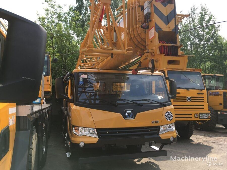 new XCMG XCT25L5_S mobile crane