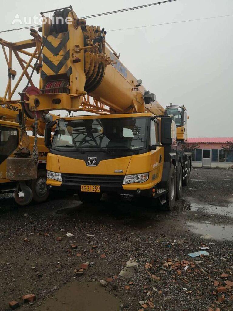 XCMG XCT80 mobile crane