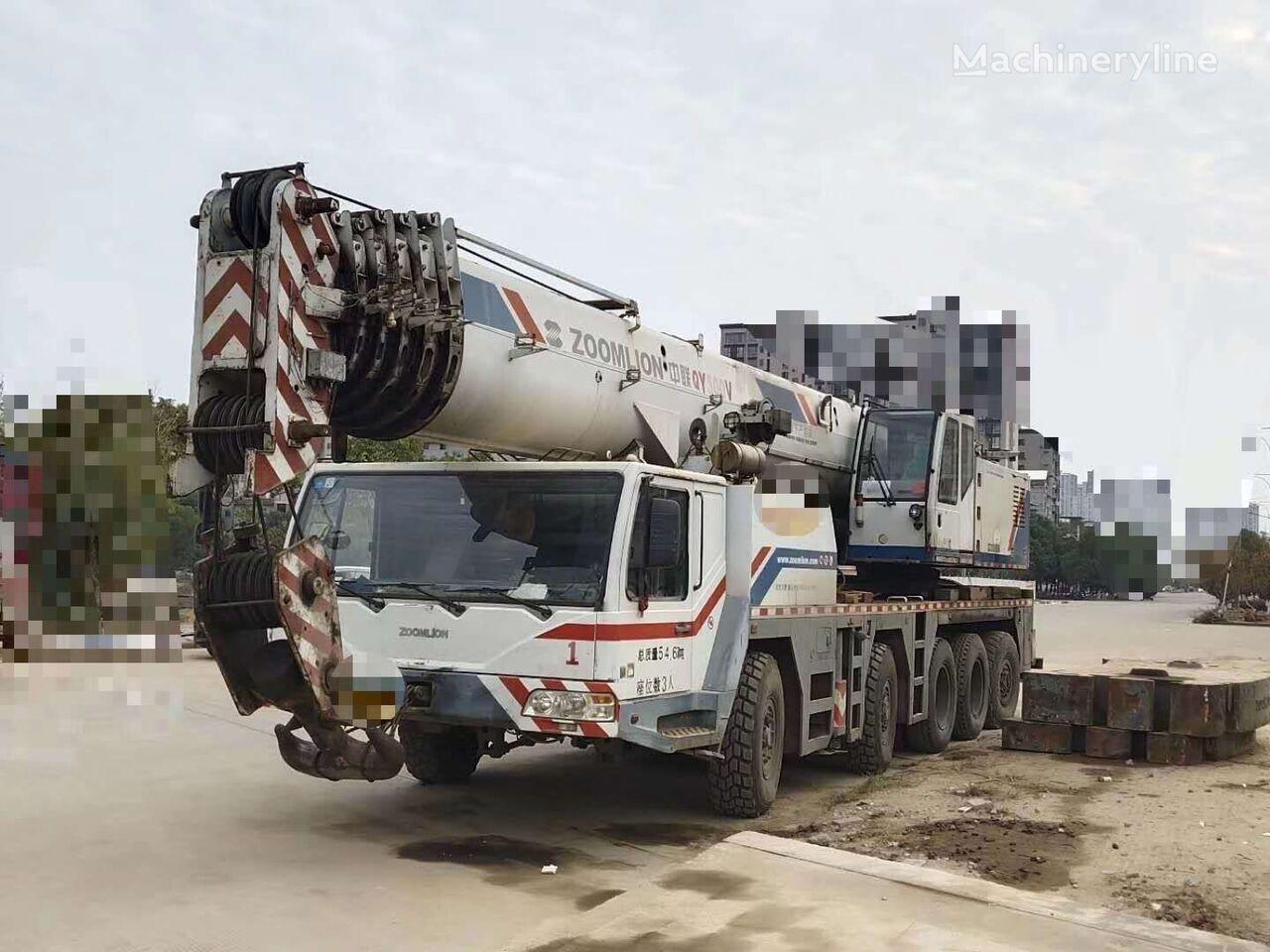 ZOOMLION 130TON mobile crane