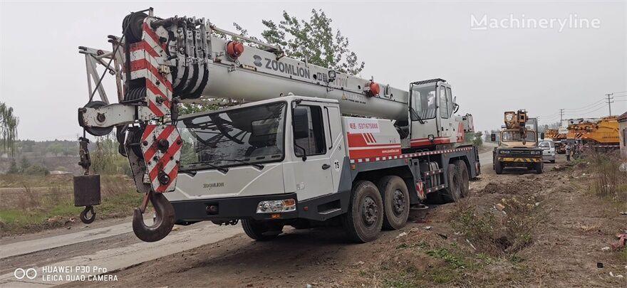 ZOOMLION QY70V mobile crane