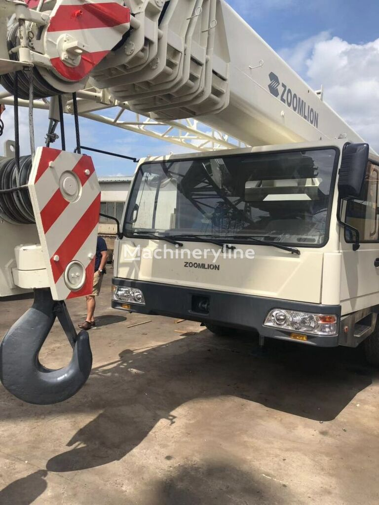 ZOOMLION-MAZ QY70V on chassis ZOOMLION QY70V mobile crane