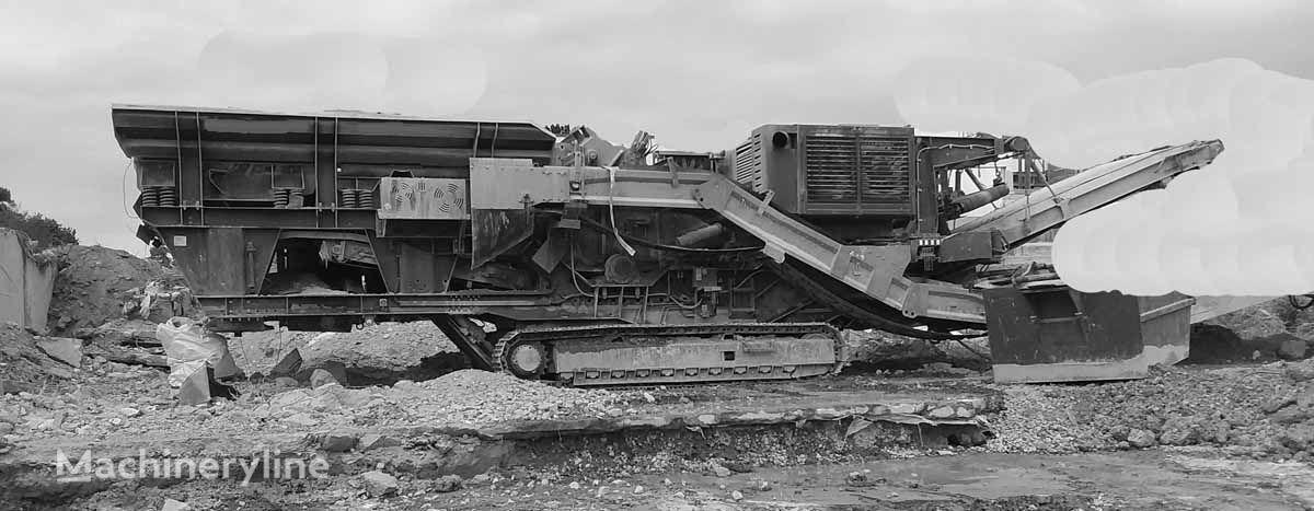 KEESTRACK Destroyer 1313 mobile crushing plant