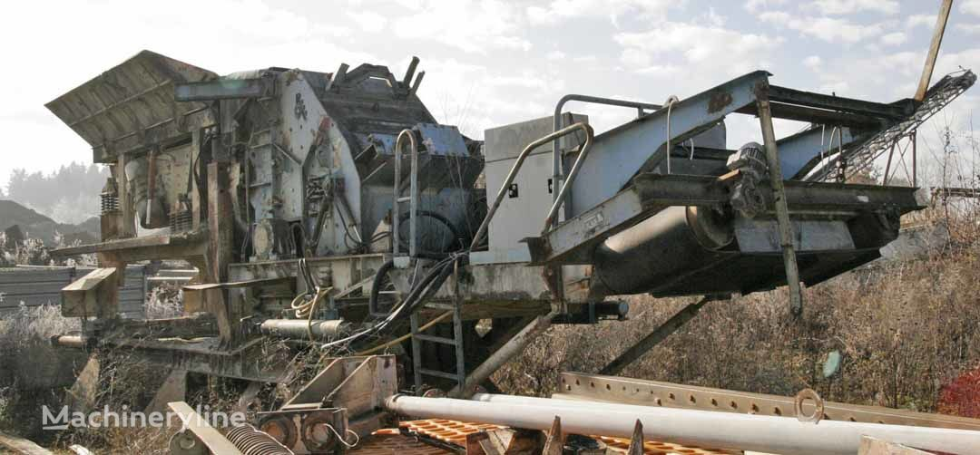 Ratzinger RC12/G mobile crushing plant