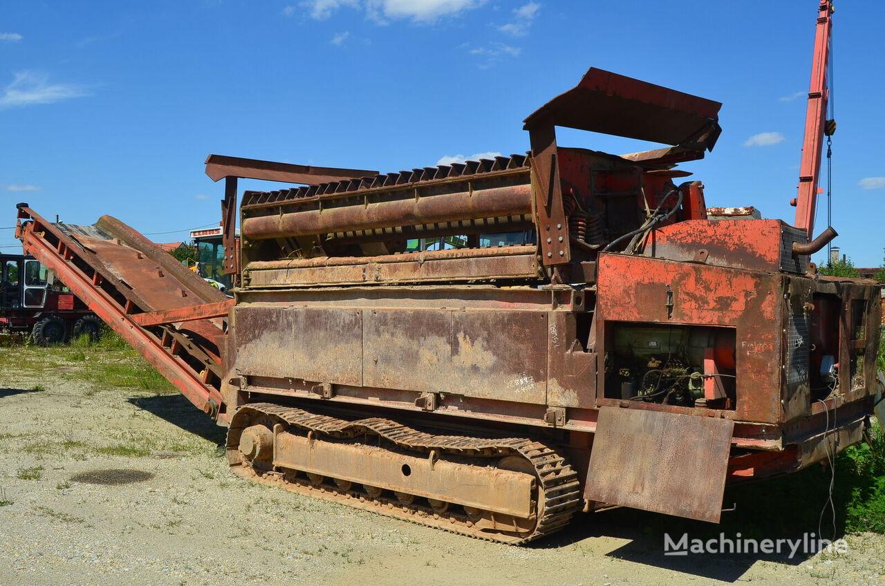 TEREX-FINLAY 595 mobile crushing plant
