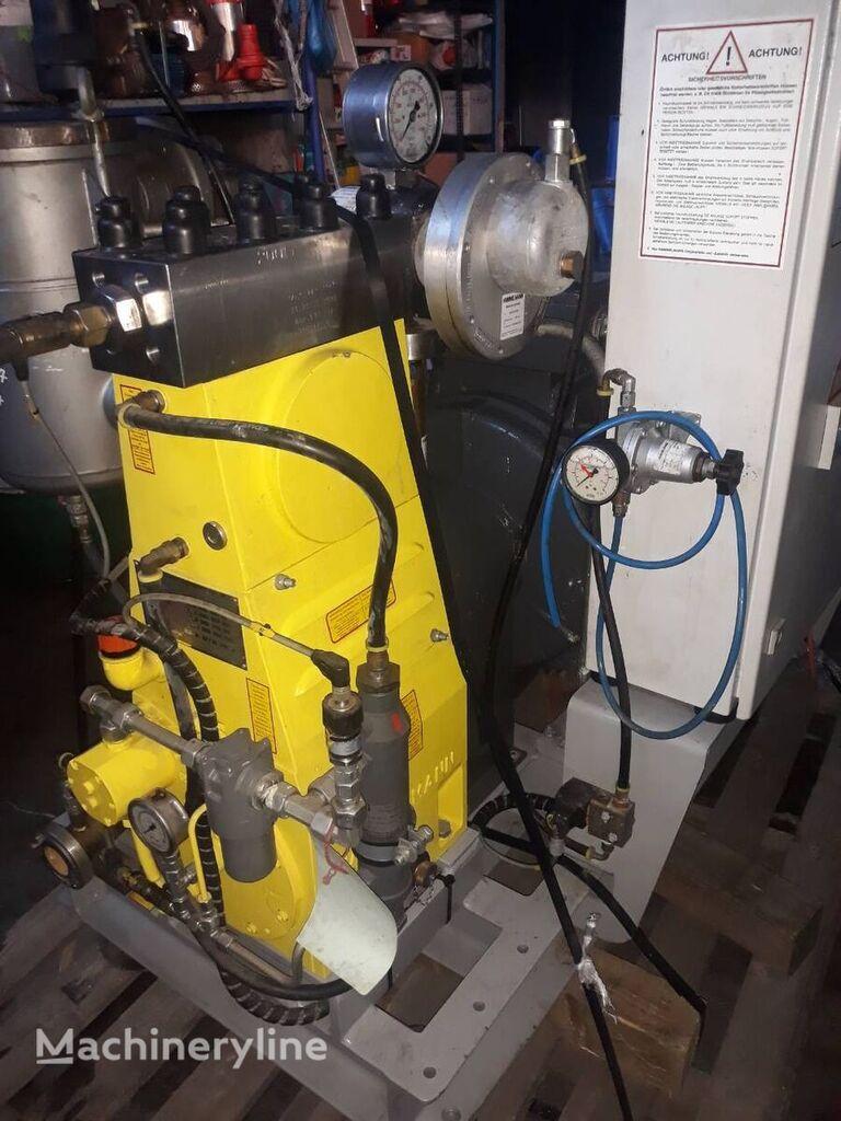HAMMELMANN BM 100-600 BAR motor pump