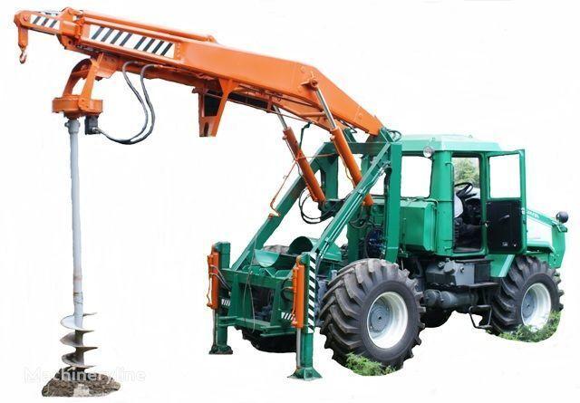 HTZ Burilno-kranovaya mashina BKM-3U na baze traktorov HTZ 150K-09, H other construction equipment