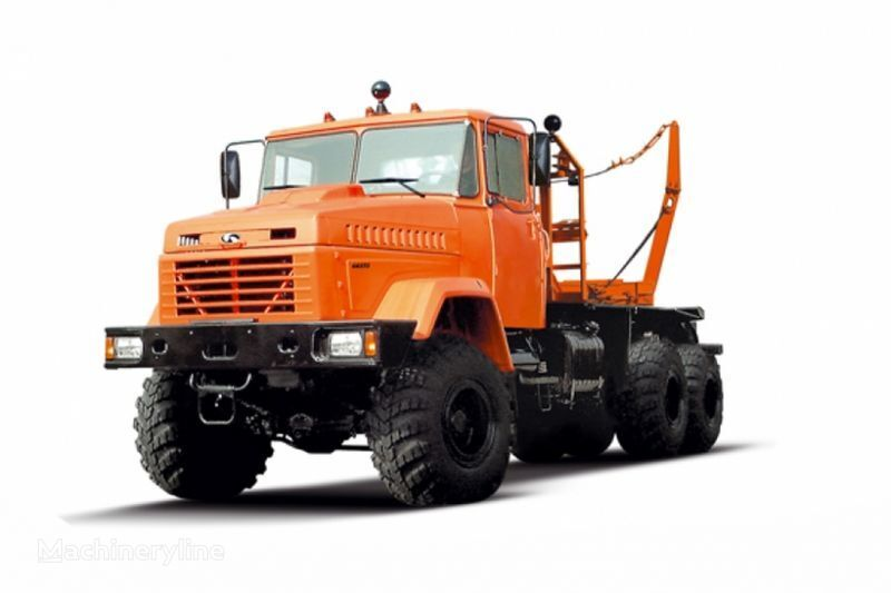KRAZ 64372 tip 1 other construction equipment