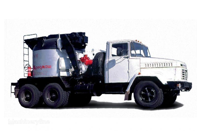 KRAZ 65055 KDM 1502 Kotel dlya litogo asfalta  other construction equipment