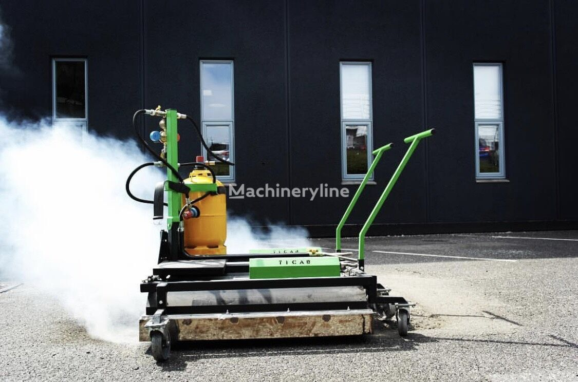 TICAB Asphalt Heating machine other construction equipment