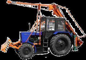 Burilno-kranovaya mashina (oborudovanie navesnoe dlya izgotovleniya other construction equipment