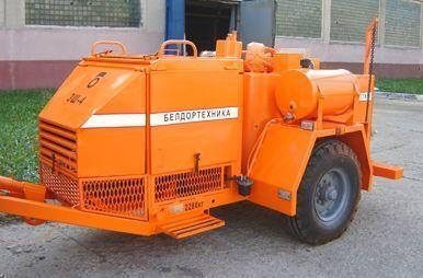 Zalivshchik Shvov ZSh-4 other construction equipment