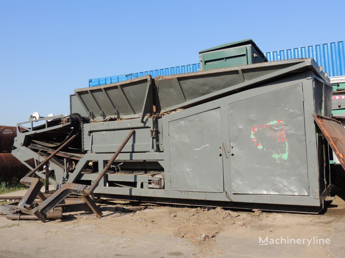 FORUS Forus HB 380E Rozdrabniacz wolnoobrotowy elektryczny other construction machinery