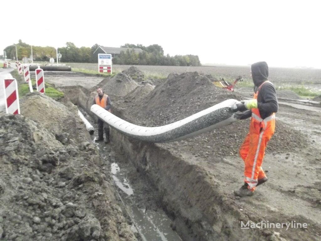 Een Drenotube drainagebuis bestaat uit 5 delen other industrial equipment
