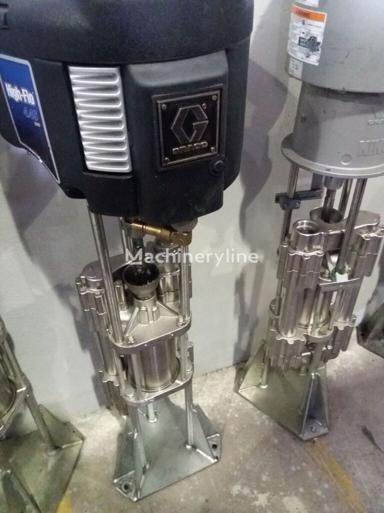 GRACO HIGH FLOW TRANSFER PUMP 4:1 other industrial equipment