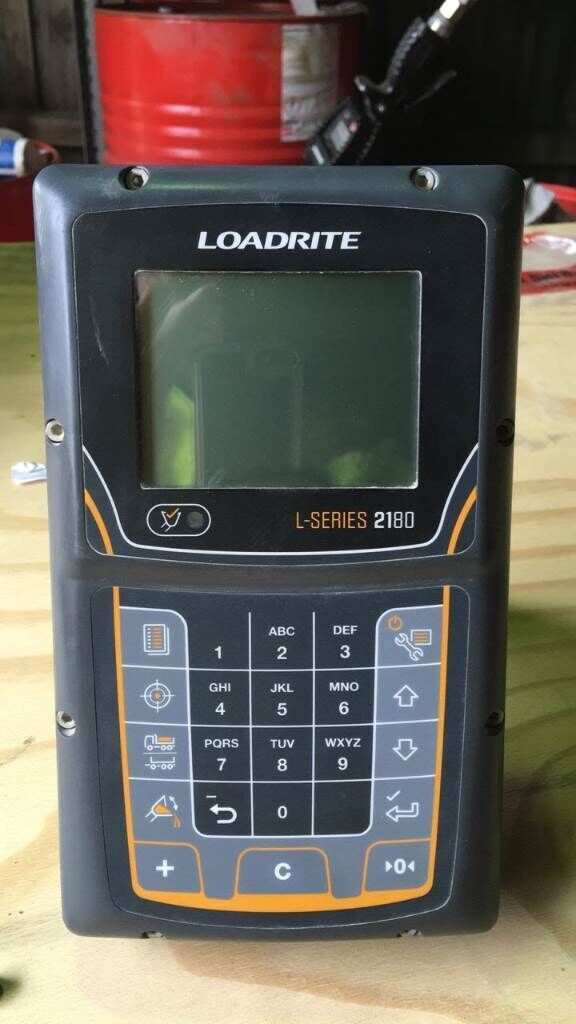 Trimble Loadrite (954) L 2180 Waage / scale weighing syste other industrial equipment