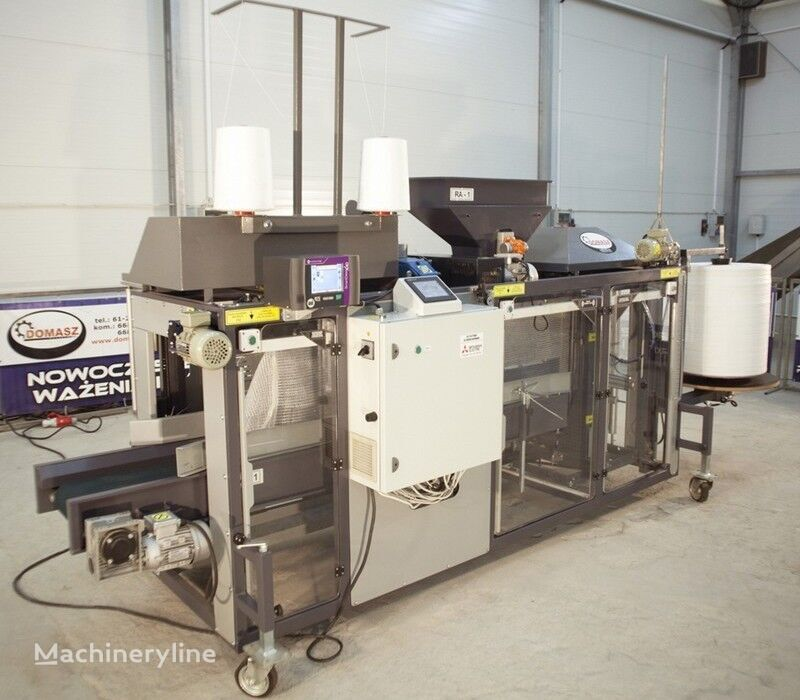 new DOMASZ RA-1 - KMK, EURO-JABELMANN, SORPAC packaging machinery