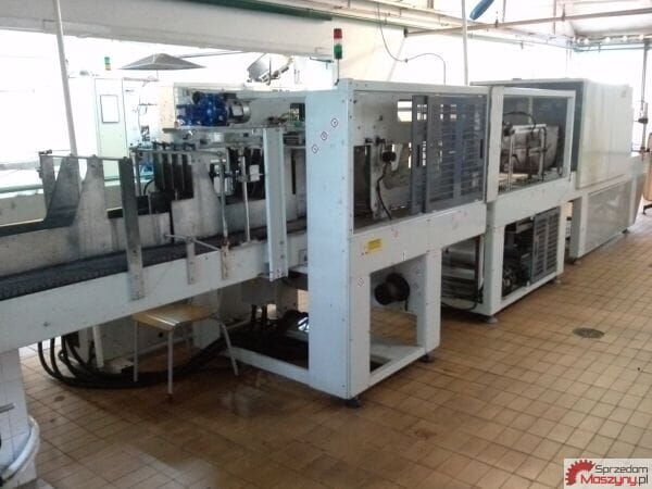 GROVE Pakowarka GRAMEGNA packaging machinery