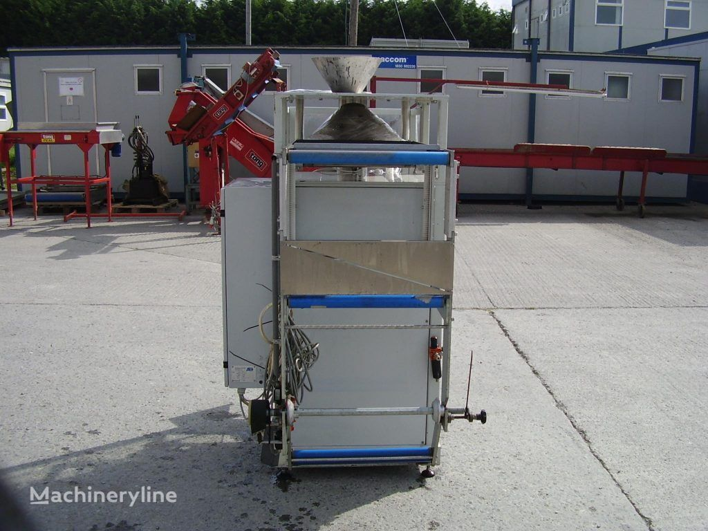 MANTER VERTICAL FORMFILL + SEAL packaging machinery