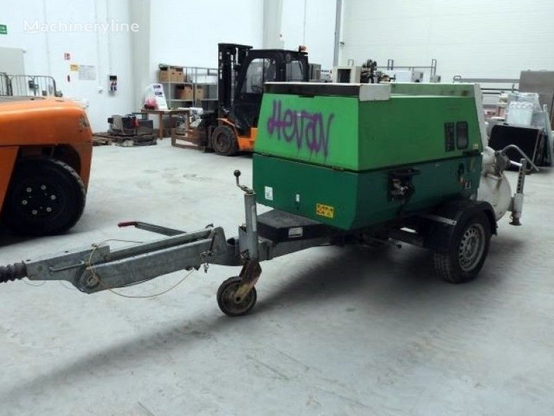 Estromix 260 D5 - aggregate for floors paving laying machine