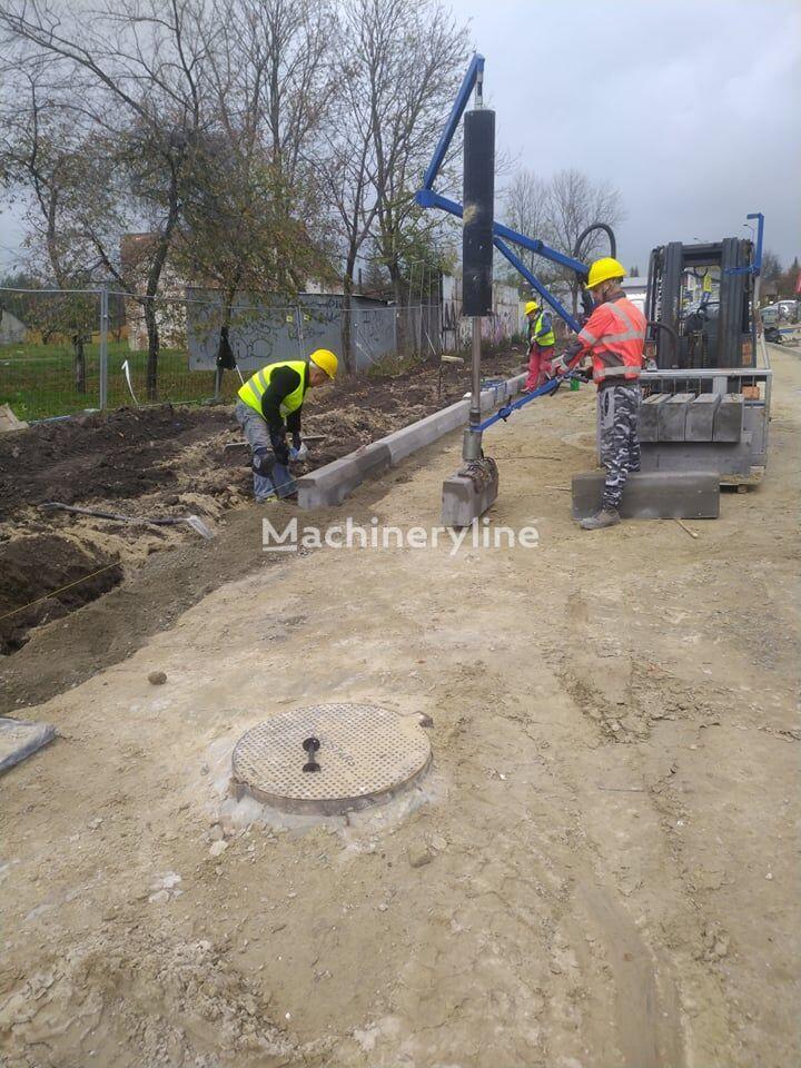OPTIMAS  AL VAC 1600 - probst jumbo bv paving laying machine