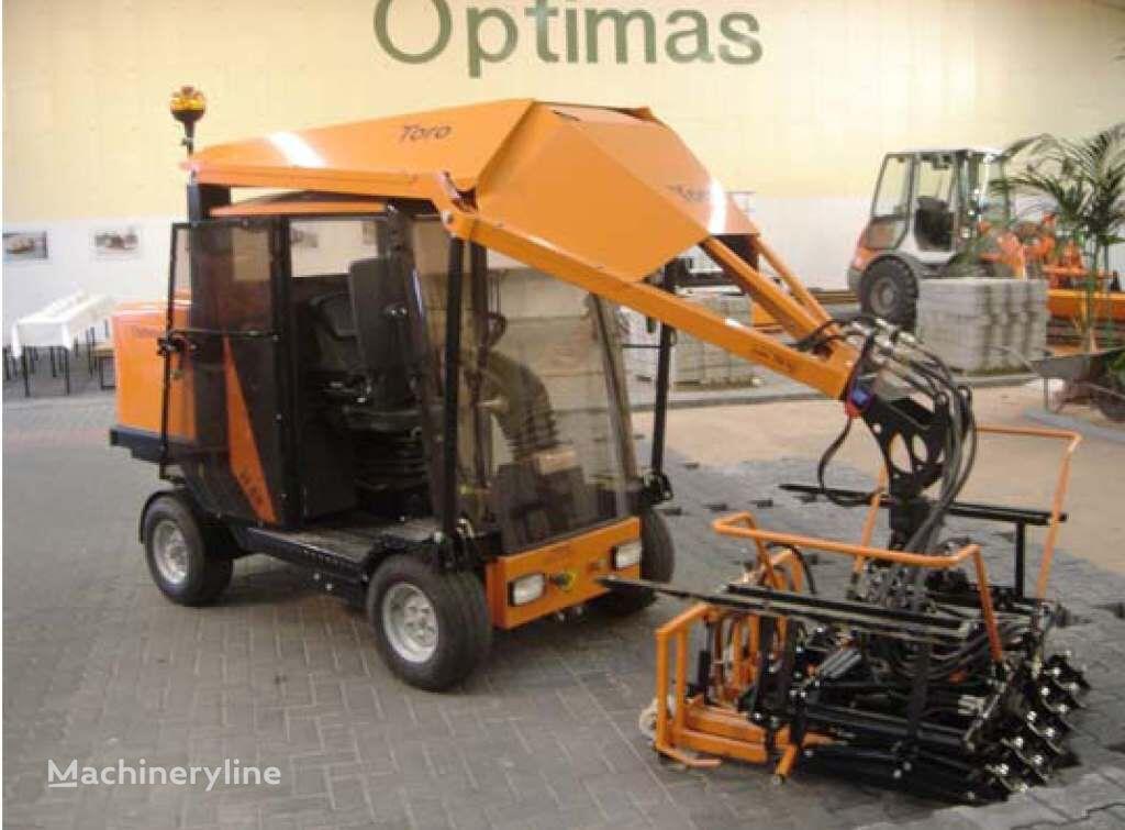 OPTIMAS H88 paving laying machine