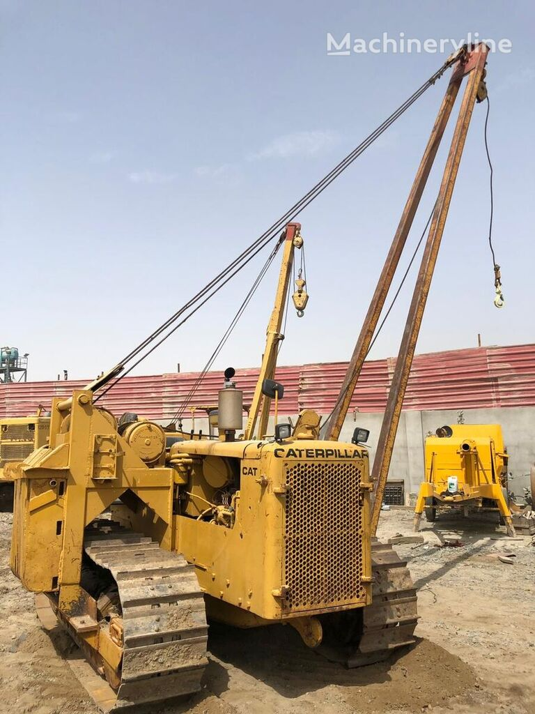 CATERPILLAR D6 Pipelayer pipe layer