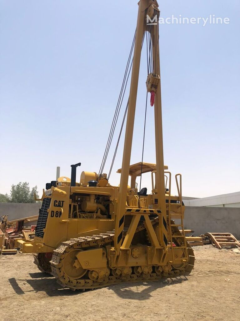 CATERPILLAR D8N Midwestern M583CH  pipe layer