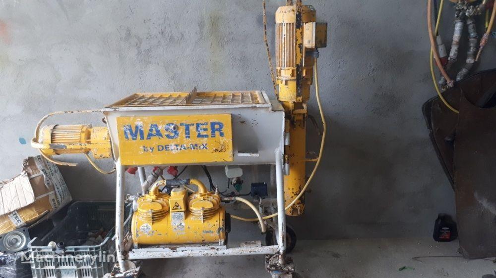PFT 230 v  Utiform master  plastering machine