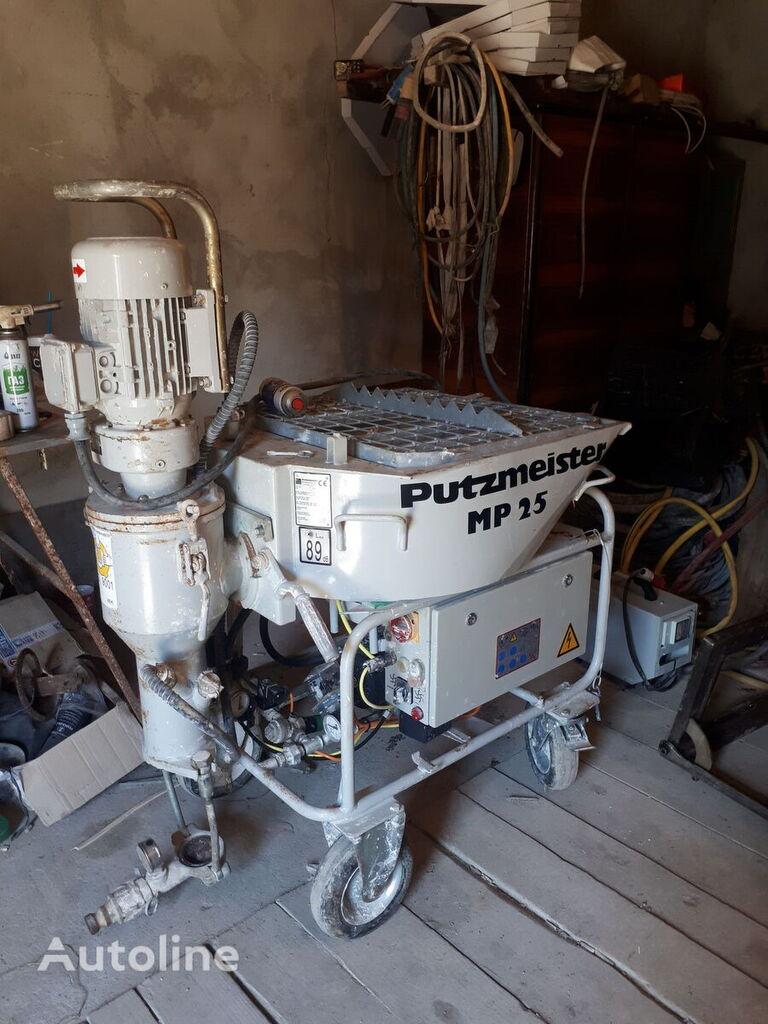 PUTZMEISTER MP 25 plastering machine