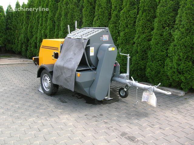new PUTZMEISTER P-13 KA 139 EMR plastering machine