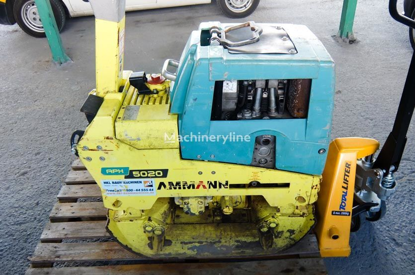 AMMANN APH 5020 plate compactor