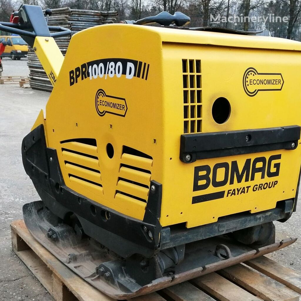 BOMAG BPR 100/80 plate compactor