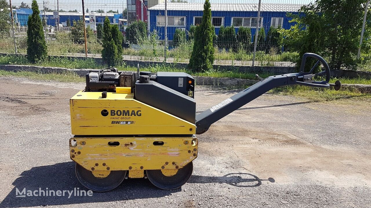 BOMAG BW 65 H plate compactor