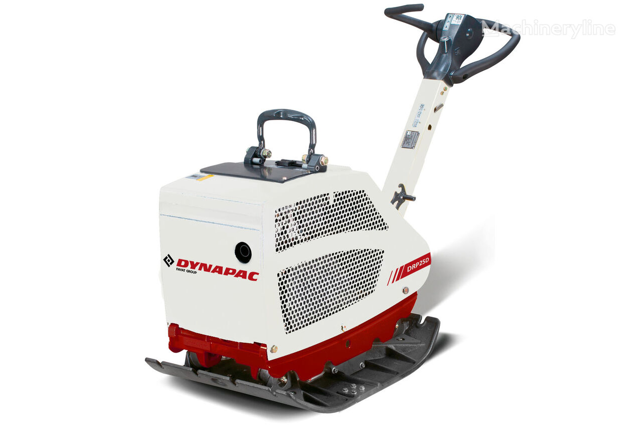 DYNAPAC DRP25D plate compactor