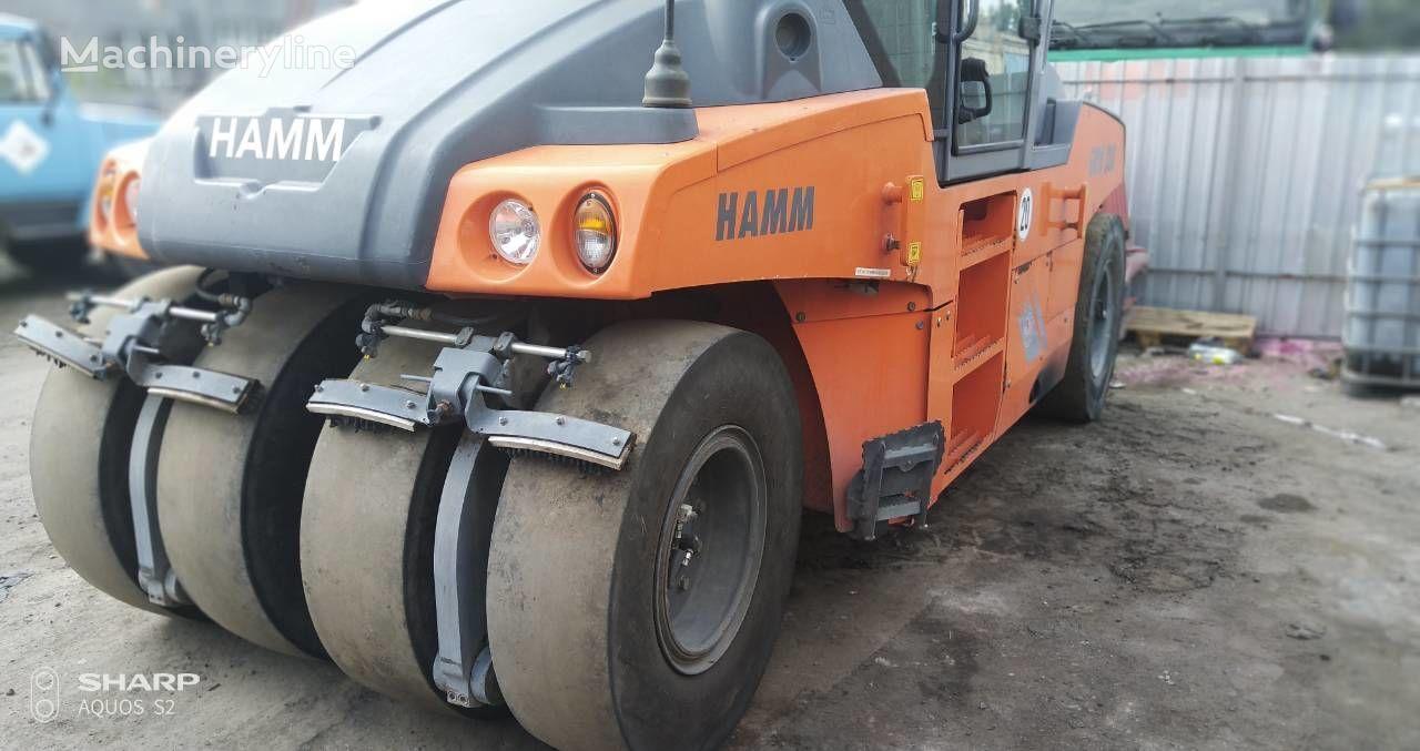 HAMM GRW 280-12 pneumatic roller