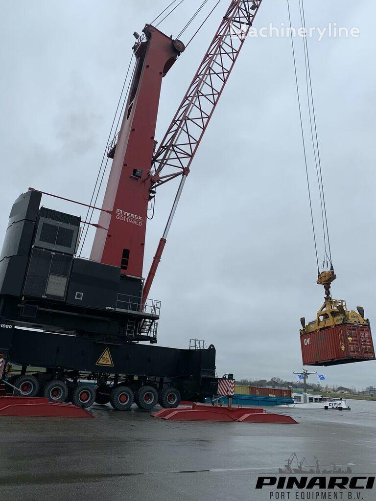 GOTTWALD HMK280E port crane