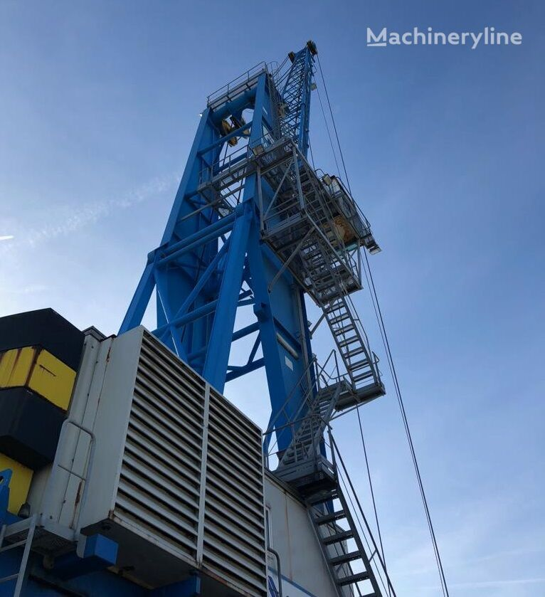 FANTUZZI REGGIANE MHC 150 portal crane