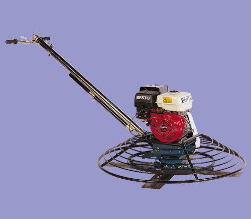 new Besto b-536-h8 power trowel