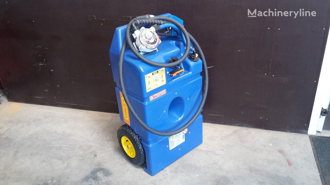 new Ad-blue trolley pressure washer