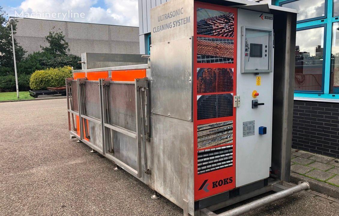 Koks 2 meter ultrasonic cleaning vessel   Used pressure washer