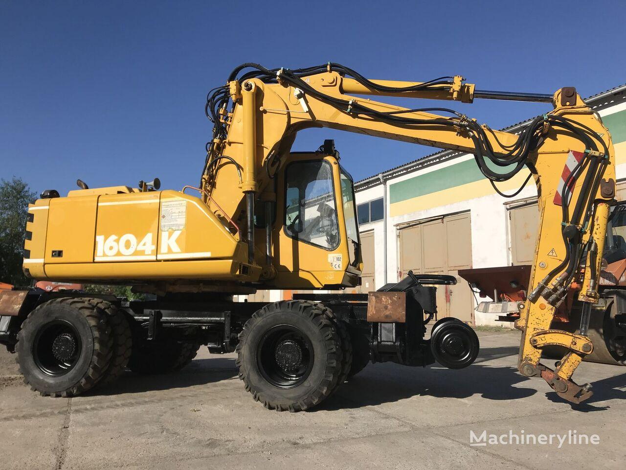 ATLAS 1604 K  rail excavator