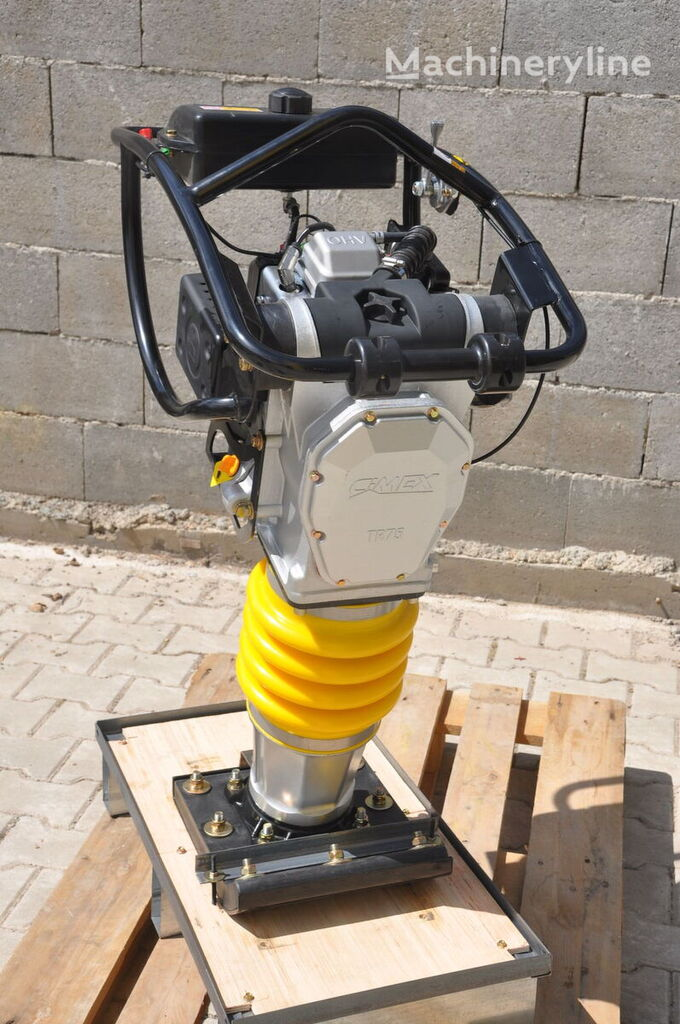 new Tamping Rammer CIMEX TR75 rammer