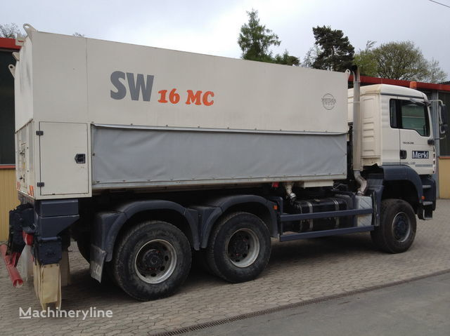WIRTGEN Spreader Streumaster SW 16 MC recycler