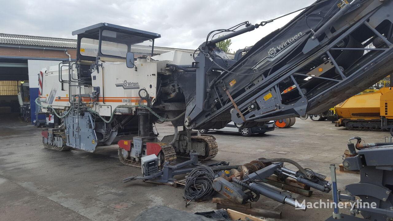 WIRTGEN W2200 CR recycler