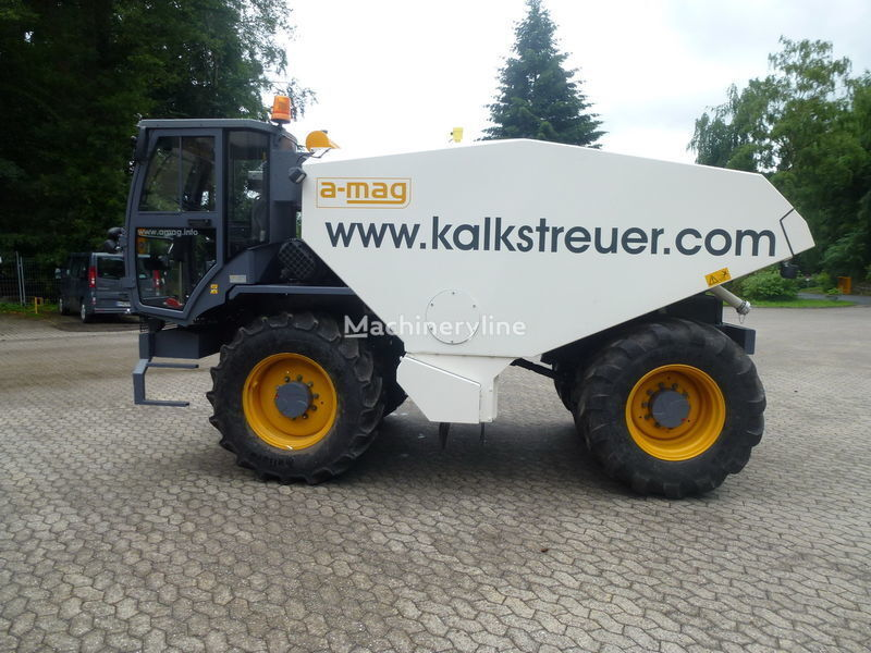new amag spreader 4x4 recycler