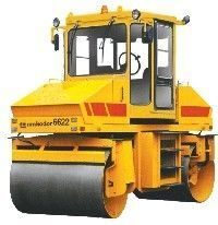 new AMKODOR 6622A road roller